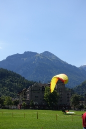Paragliding-could I be tempted?